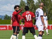 ليفربول يفوز على بولونيا وديا بثنائية بمشاركة محمد صلاح.. فيديو