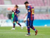 تقارير: باريس سان جيرمان الأقرب للتعاقد مع ليونيل ميسي بعد الرحيل عن برشلونة