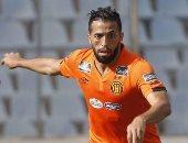 الترجى التونسى يفسح تعاقده بالتراضى مع مهاجمه الجزائرى عبد الرحمن مزيان