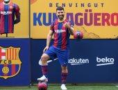 ماذا سيفعل أجويرو فى برشلونة بعد هذا التصريح عن ميسي؟