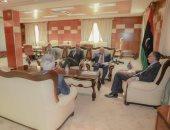 القائم بالأعمال المصرى الجديد لدى ليبيا يتسلم مهام منصبه رسميا