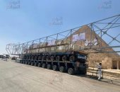 مشرف المتحف الكبير يكشف تفاصيل نقل مركب خوفو من منطقة الأهرامات