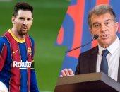 رئيس برشلونة: لم أحب رؤية ميسي بقميص سان جيرمان ولم أتحدث معه بعد الرحيل