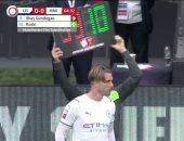 جريليش أغلى صفقة فى تاريخ الدوري الإنجليزي يسجل ظهوره الأول مع السيتى