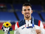 البرازيل واسبانيا.. سيبايوس: أستمتع بالميدالية وطريقة أنشيلوتي تناسبني