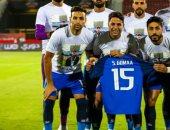 محمد إبراهيم يدعم صالح جمعة في مباراة الأهلى وسيراميكا