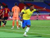 البرازيل وإسبانيا.. مالكوم: كنا واثقين من قدراتنا في الفوز بالذهب