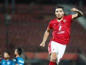 محمد شريف يسعى لمعادلة أهداف عبد الحليم على وحسام باولو في الدوري