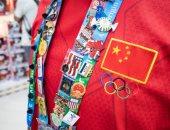 حكاية رجل يمتلك أندر الدبابيس الأولمبية فى العالم.. صور