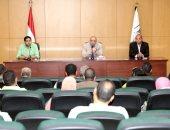 """محافظ بنى سويف يفتتح """"برنامج التدريب 2"""" للقيادات التنفيذية ضمن رؤية مصر 2030"""
