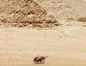 جوزيف جوردون ليفيت يستعين بصور لمصر فى مشروع جديد على موقعه.. والمصريون يدعمونه