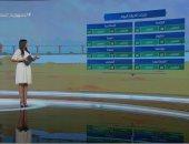 """""""صباح الخير يا مصر"""" يستعرض حالة الطقس.. العظمى بالقاهرة 38 """"فيديو"""""""