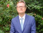 سفير ألمانيا بالقاهرة يسلم أكثر من 7 ملايين كمامة لممثلة منظمة الصحة العالمية فى مصر