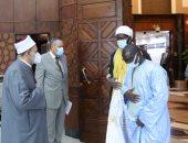 شيخ الأزهر: مستعدون لإنشاء معاهد أزهرية لنشر منهجنا الوسطى فى السنغال