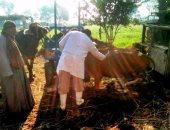 تحصين 90 ألف رأس ماشية ضد الحمى القلاعية والوادى المتصدع ببنى سويف