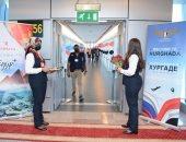 """مصر للطيران: 7 رحلات أسبوعية من """"موسكو"""" إلى شرم الشيخ والغردقة"""