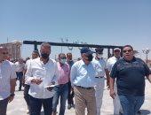 محافظ جنوب سيناء يتفقد مشروعات تنموية استعدادا لافتتاحها أكتوبر المقبل.. فيديو وصور