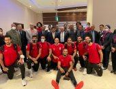 منتخب اليد يشارك فى دورتى قطر وفرنسا استعدادًا لكأس الأمم الإفريقية