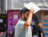 درجات الحرارة الإثنين فى مصر.. طقس حار رطب على القاهرة الكبرى والدلتا