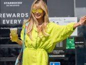 هيدى كلوم تخطف الأنظار بالأخضر بعد عرض America's Got Talent