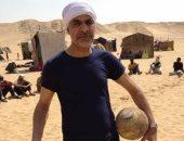 محمود البزاوى ساخرا: أنا جاهز أعوض ميسى فى برشلونة