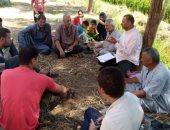 زراعة كفر الشيخ: حملات لترشيد استهلاك المياه ومدرسة حقلية إرشادية عن الأرز