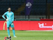 محمد الشناوي مستمر في حراسة مرمى الفراعنة أمام ليبيا