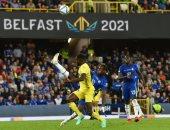 تشيلسي ضد فياريال.. السوبر الأوروبي يتجه للأشواط الإضافية بعد التعادل 1-1