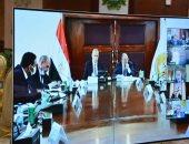 """محافظ المنيا يتابع مع وزير التنمية المحلية توفير الأراضى لمشروعات """"حياة كريمة"""""""