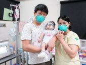 بوزن 212 جرامًا..أصغر طفلة فى العالم تخرج من المستشفى بعد 13شهرا من ولادتها
