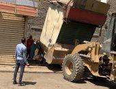 ضبط 118 حالة إشغال ومصادرة مكبرات صوت فى حملات بحى شرق الإسكندرية