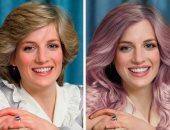 ديانا وميريل ستريب.. أيقونات الجمال الكلاسيكية في إطلالة شبابية.. ألبوم صور