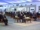 الرئيس السيسى: ربنا مالك الملك يؤتى الملك لمن يشاء وينزع الملك ممن يشاء