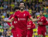 محمد صلاح الأفضل فى تصنيف نجوم الدوري الإنجليزي وغياب رونالدو