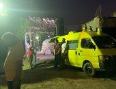 التحريات: أحد ملاك مصنع أبو رواش ضمن الضحايا الخمسة