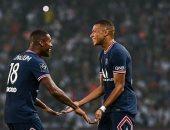 ملخص وأهداف مباراة باريس سان جيرمان ضد ستراسبورج فى الدورى الفرنسى