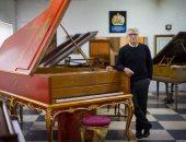 بينهم آلات بيتهوفن.. أمريكى يطرح بيانوهات نادرة فى مزاد