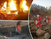 مسئولة أممية تصف انفجار لبنان بالمأساوى وتدعو لمعالجة أزمة نقص الوقود والأدوية