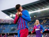 بيكيه يصل للهدف 50 مع برشلونة ضد سوسيداد ويطارد رقم كومان.. فيديو