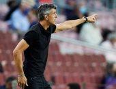 مدرب سوسيداد: برشلونة بدون ميسي فريق جيد جدًا