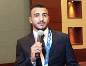 كيشو بطل المصارعة بعد وصوله الإسكندرية: فخور أنى تلقيت التدريبات فى مركز شباب