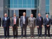 اقتصادية قناة السويس تعرض على السفير الهندي فرص الاستثمار بالمنطقة