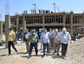 """تعرف على المشروعات الجارية بمبادرة """"حياة كريمة"""" فى قرى إسنا جنوب الأقصر"""
