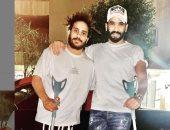 """عبد الله جمعة يدعم شقيقه: """"هتلاقينى دايمًا عكازك فى أى وقت هتقع فيه"""""""