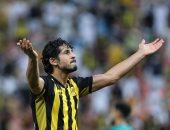 أحمد حجازي أفضل لاعب في مباراة الاتحاد ضد الرائد بالدوري السعودي