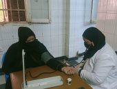 تقديم الخدمات الطبية لـ767 ألف سيدة بمبادرة 100 مليون صحة بالمنيا.. صور