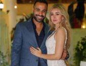 """هنا الزاهد تحتفل بـ3 سنوات على خطوبتها من أحمد فهمي: """"معا لسنوات عديدة"""""""