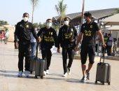 بعثة اتحاد جدة تصل المغرب استعدادا لمواجهة الرجاء فى نهائى البطولة العربية