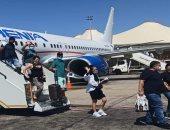 مطار شرم الشيخ يستقبل أول رحلة من أرمينيا