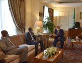 أبو الغيط يستقبل رئيس وزراء الصومال ويؤكد دعم الجامعة العربية للاستقرار بمقديشيو